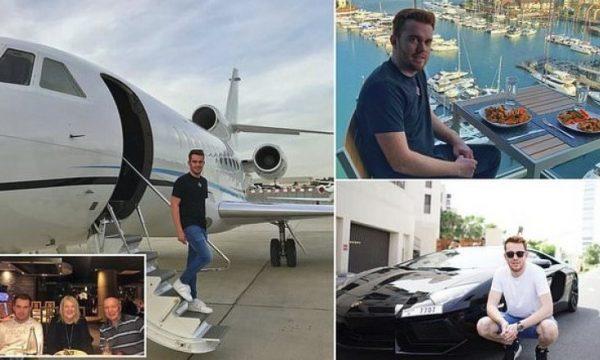 Nga një nxënës i dështuar në një milioner: Adoleshenti tanimë ka aeroplanë privatë, vetura luksoze, shtëpi dhe shumë para