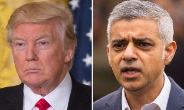 Trump, kryetarit të Londrës: Je turpi i kombit