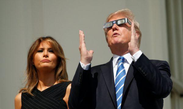 Trump çudit NASA-n: Hëna është pjesë e Marsit
