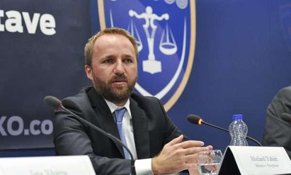 Tahiri: Nuk do të lejoj që Kosova të jetë strehë e kriminelëve