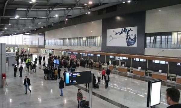 """Arrestohet një person në aeroportin """"Adem Jashari"""""""
