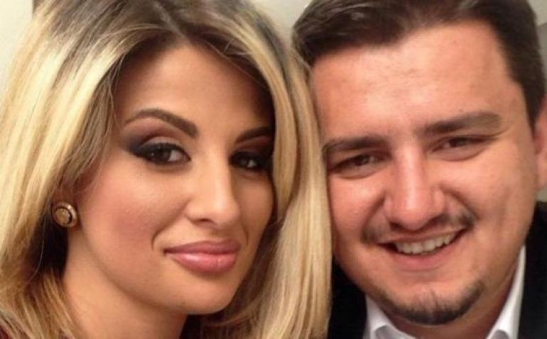 Fjolla publikoi një selfie të bukur me Albanin