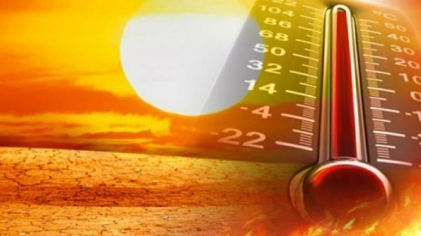 Vera në Evropë, priten temperatura përvëluese