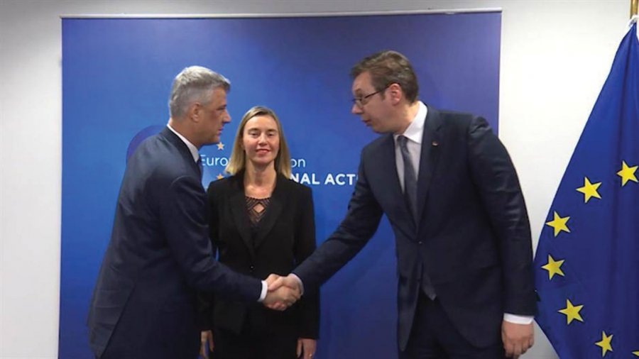 """""""Thaçi e Vuçiqi duan amnisti për krimet e luftës"""""""