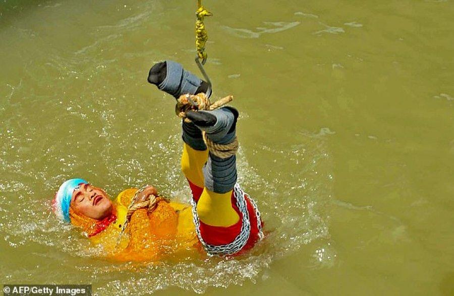 I dështon magjia, 40-vjeçari mbytet në lumë