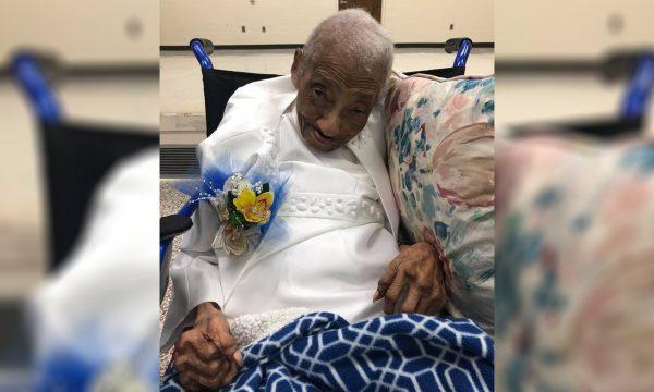 Gruaja 106 vjeçare thotë se e arriti këtë moshë duke besuar në Zot