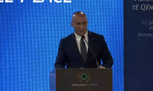 Haradinaj: Rusia do t'a shtrijë agjendën e saj në Ballkan, nëse s'ka marrëveshje me Serbinë
