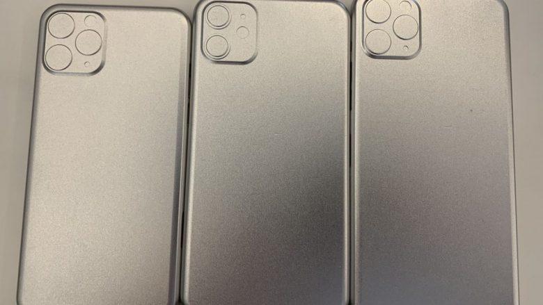 Shfaqet online mbështjellësi i iPhone 2019, konfirmon kamerën e trefishtë