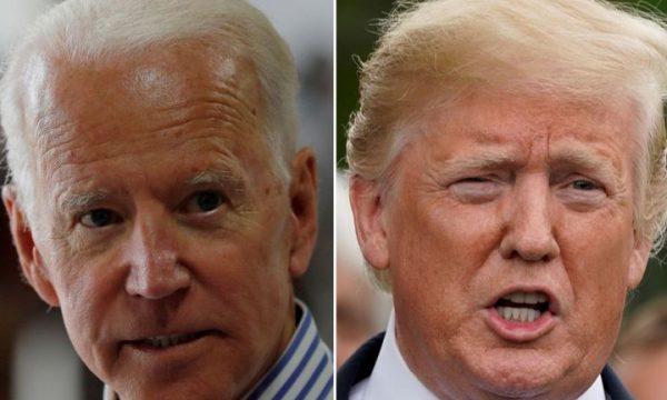 Trump dhe Biden shkëmbejnë sulme verbale