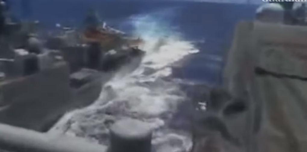 50 metra ndajnë përplasjen Rusi-SHBA