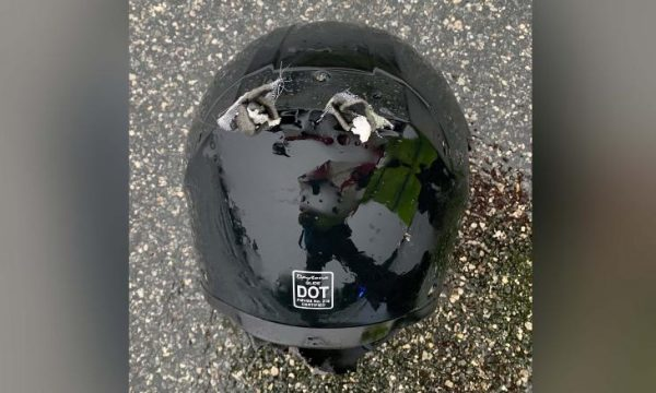 Goditet nga rrufeja, vdes motoçiklisti