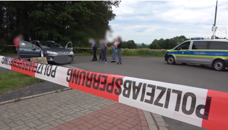 Tregjedi familjare në Gjermani, kosovari mbyt me thikë gruan e tij