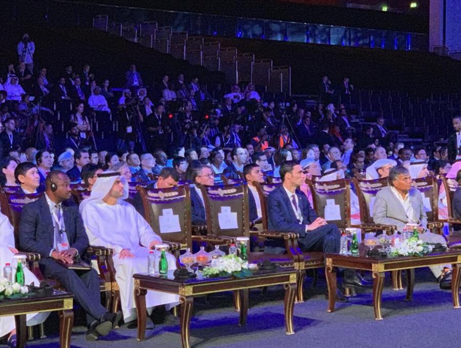 Ministri Shala në Emiratet e Bashkuara fton sipërmarrësit të investojnë në Kosovë në konferencën
