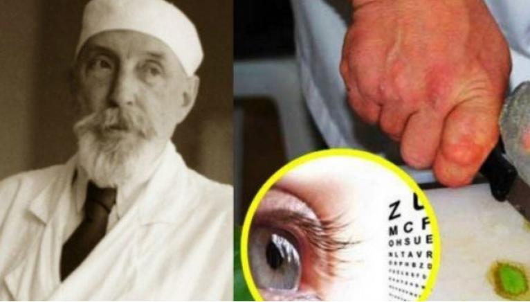 Receta e shpikësit rus për përmirësimin e shikimit, habit edhe mjekët