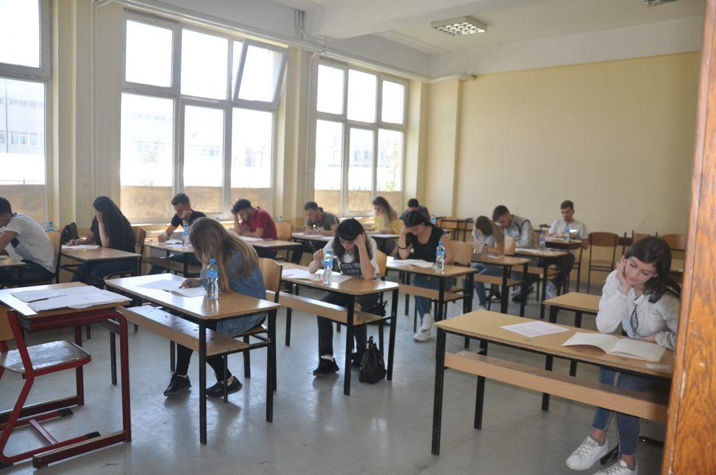 KSHM merr masa për shkelësit e rreguallave gjatë provimit të Maturës Shtetërore