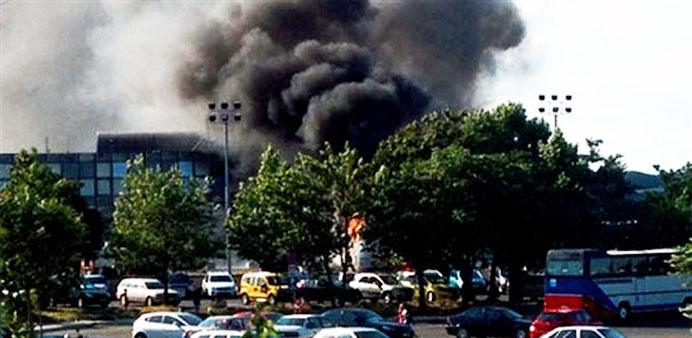 Shpërthen një bombol gazi në Tiranë, dy persona të lënduar