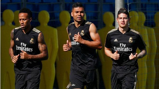 Reali befason, e kthen edhe këtë lojtar në stërvitje