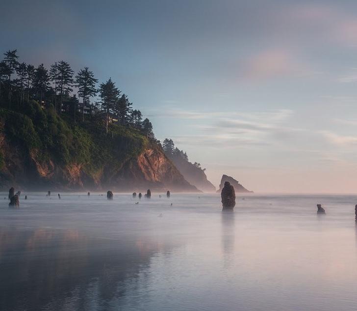 Fotot që tregojnë fuqinë e madhe të natyrës