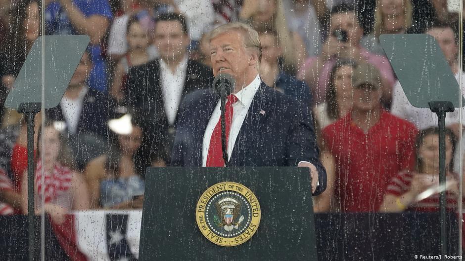 Trump u merr amerikanëve Festën e Pavarësisë