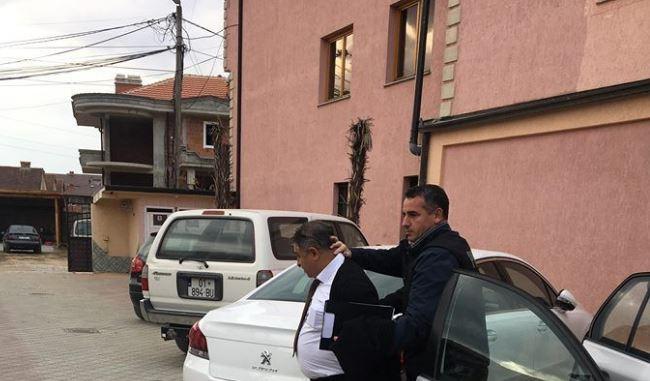 Burdushi arrestohet përsëri nga policia