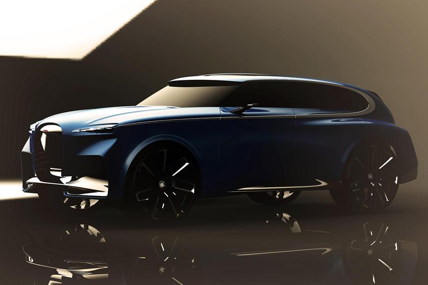 Bugatti pritet të prodhojë këtë super-veturë