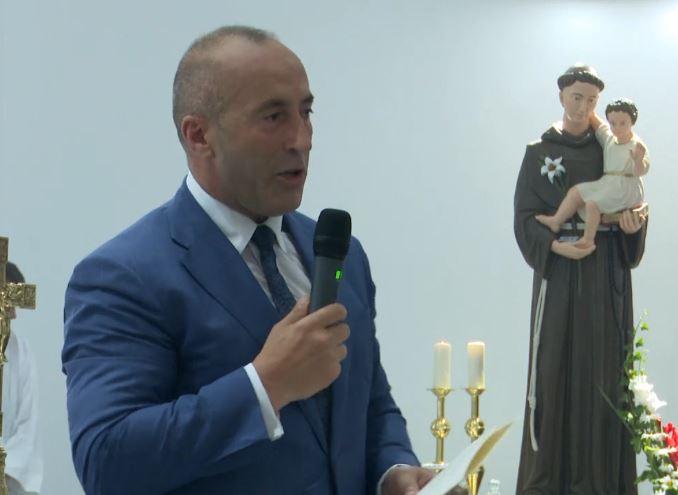 Haradinaj: Shqiptarët mburren me Skënderbeun dhe Nënën Terezë