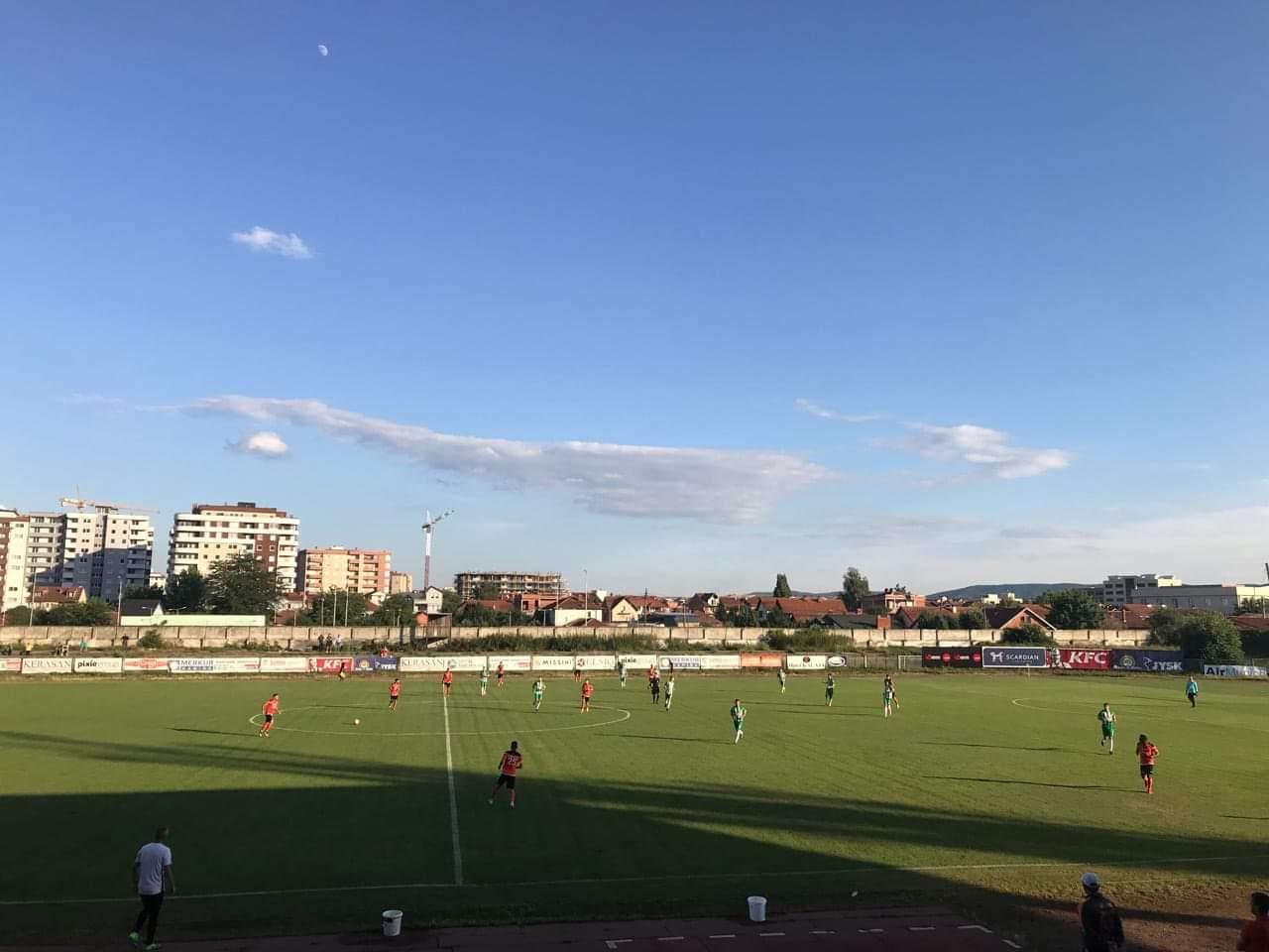 Miqësorja KF Trepça'89  – KF Ballkani, ka përfunduar me këtë rezultat