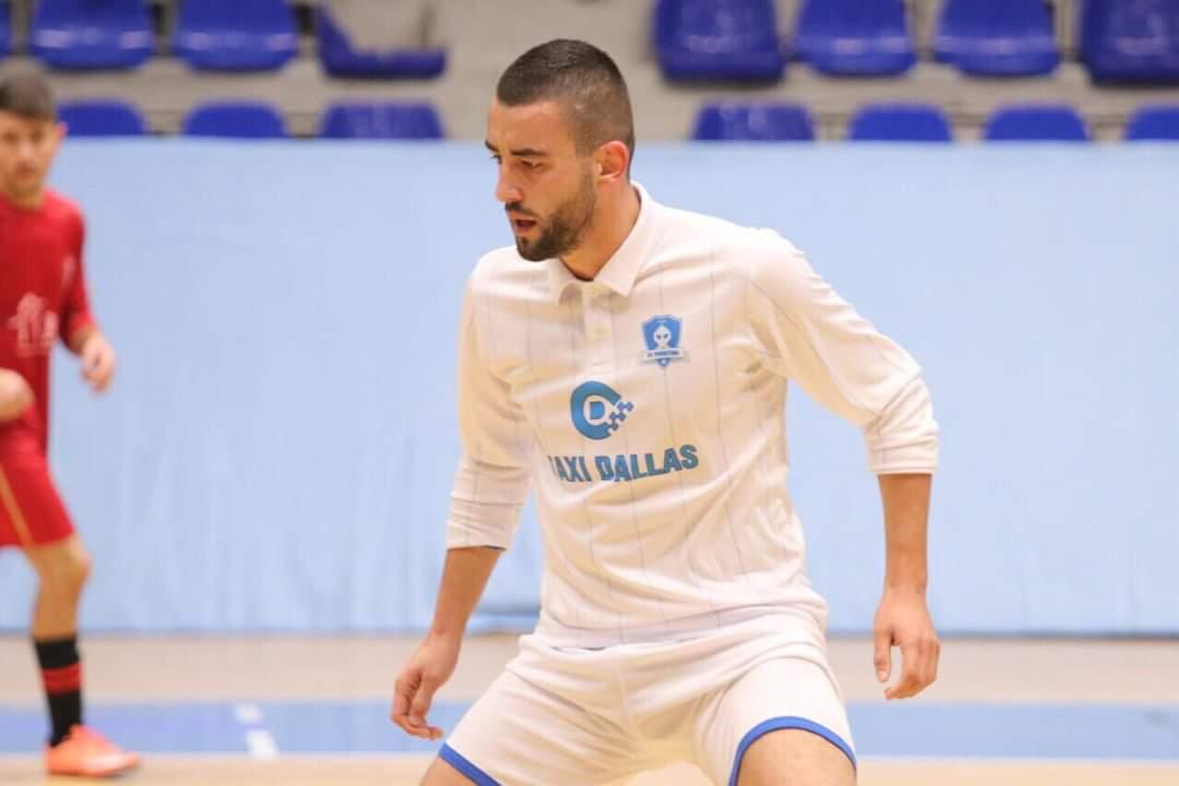 """""""Bombonjero"""" vazhdon me FC Prishtina 01"""