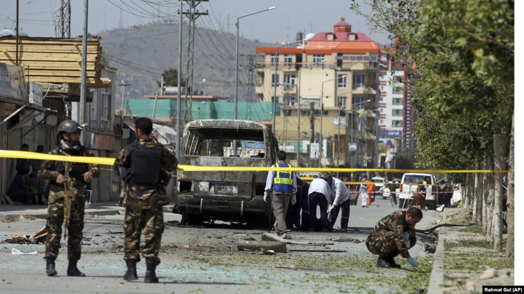 Mbi 11 civilë të vrarë nga një sulm në Afganistan
