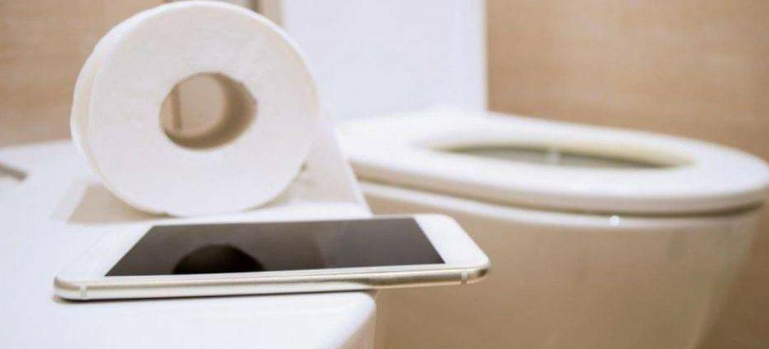 Ja pse nuk duhet ta marrim telefonin në tualet