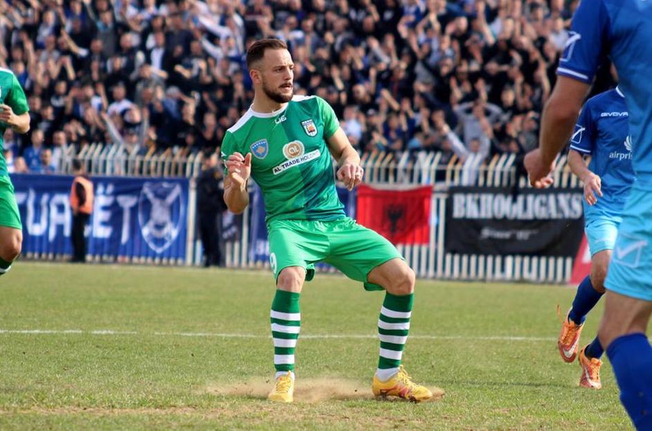 Golashënuesit më të mirë në Ligën e Kampionëve, listës i prinë futbollisti i Feronikelit