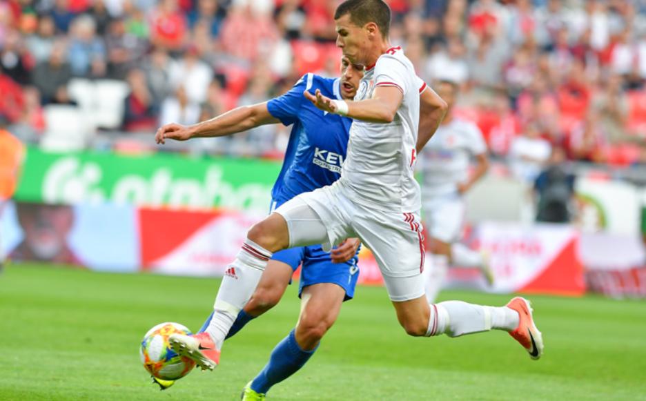 Kukësi shkatërrohet nga Debreceni në Ligën e Evropës