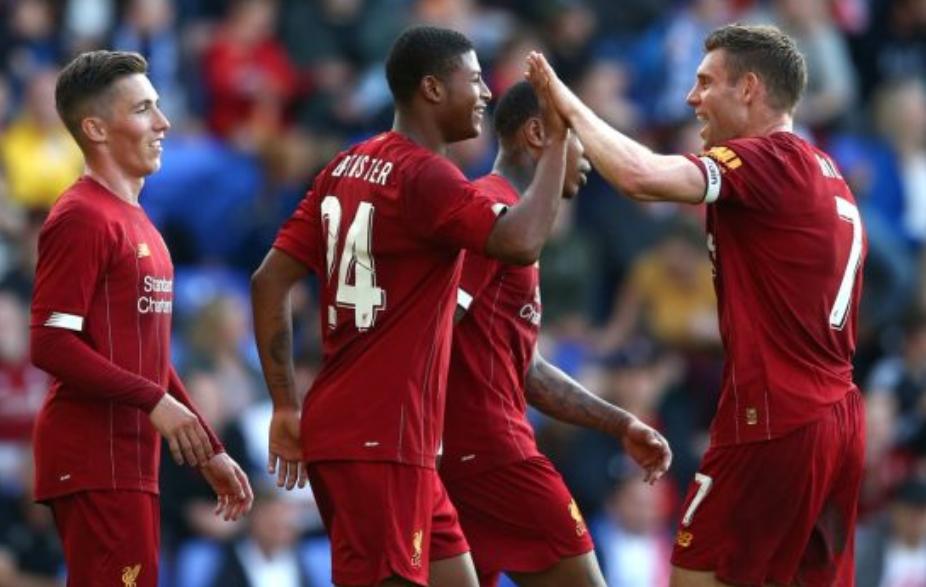 Liverpooli e fiton me spektakël miqësoren e parë