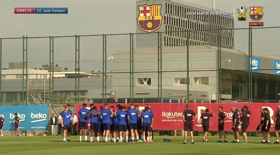 """Transferimet e reja priten me """"shuplaka"""" te Barcelona"""