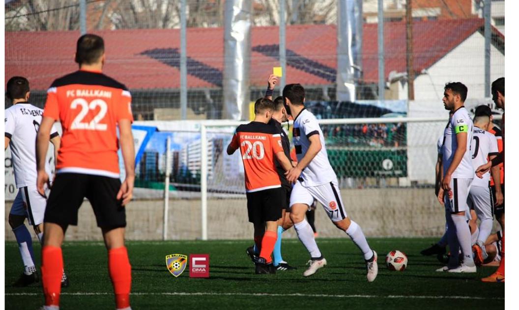 KF Drenica – FC Ballkani, mbyllet me këtë rezultat