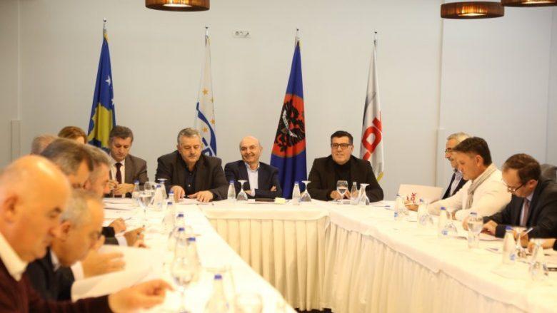 Mblidhet Këshilli i Përgjithshëm i LDK-së
