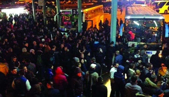 Kosovës po i ikin qytetarët