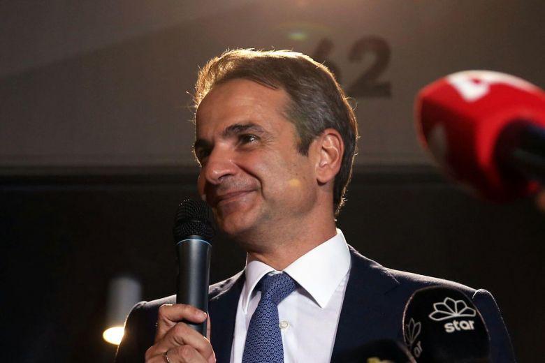 Zgjedhjet në Greqi, fituesi Kyriakos Mitsotakis: Do jemi Kryeministri i të gjithëve