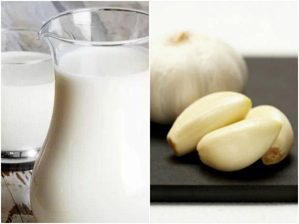 Kombinimi i hudhrës me qumësht shërojn këto sëmundje