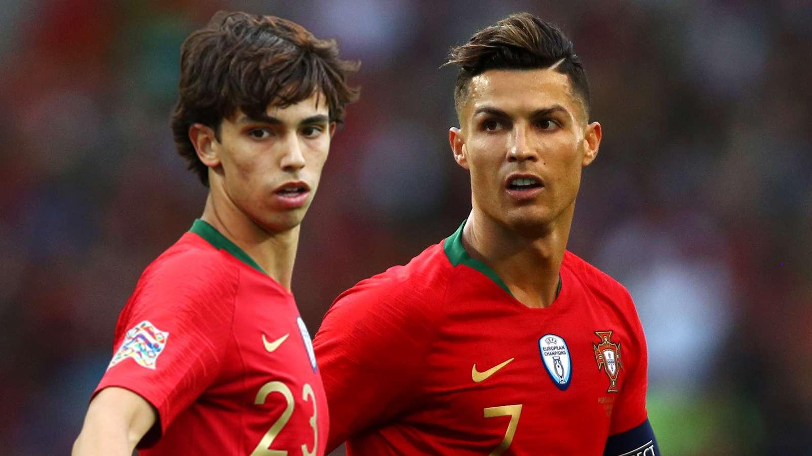Joao Felix: Dua të bëhem si Cristiano Ronaldo