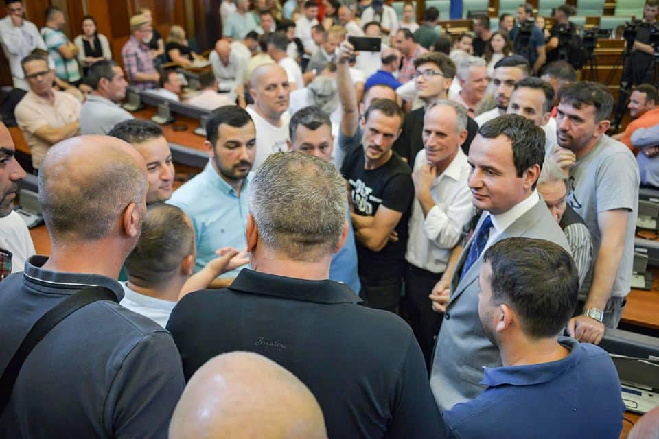 Kurti: Mërgata është motori i ekonomisë, kulturës dhe demokracisë në Kosovë