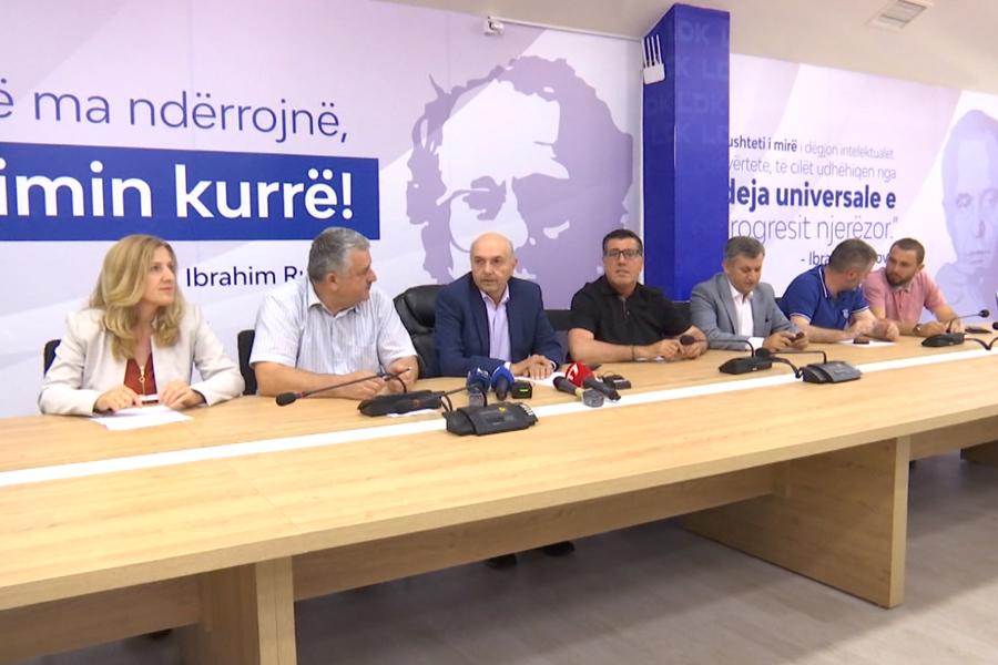 Mustafa: Nuk pranojmë asnjë zgjidhje tjetër, për pos zgjedhjeve