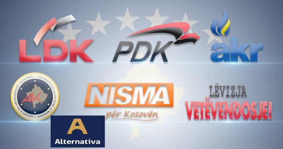 Partitë fillojnë fushatën ende pa nisur fushata