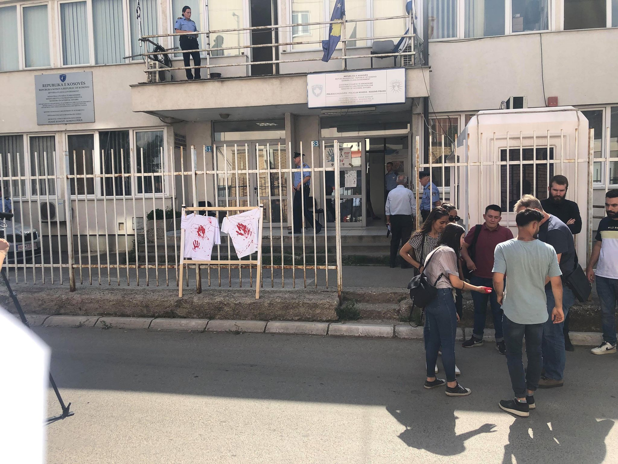 Sot protestë për vrasjen e 11-vjeçarit nga Fushë Kosova