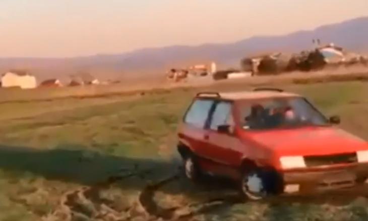 10-vjeçari nga Kosova, vozit si 'i çmendur'