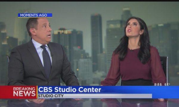 Tërmeti i fuqishëm në Kaliforni tmerron moderatorët e lajmeve live