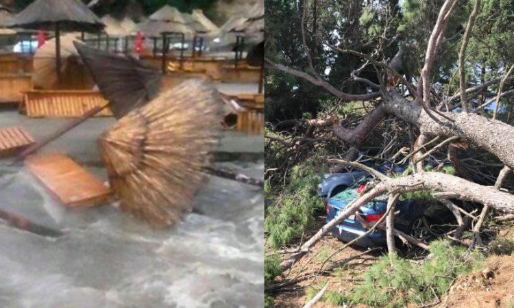 Bahamet tani goditen nga një uragan tjetër i fuqishëm