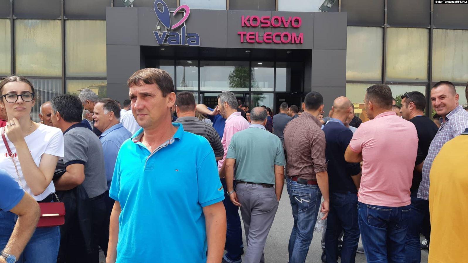 Qeveria në kërkim të zgjidhjes për Telekomin e Kosovës