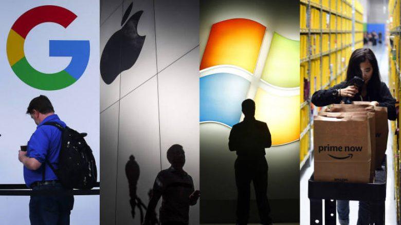 """Gjithçka e nisën në """"garazhe"""", sot janë fuqi botërore – historia interesante e 10 kompanive më të mëdha"""