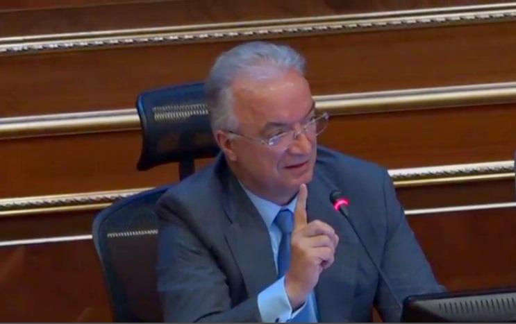 Haliti thotë se nuk ishte i njoftuar për seancën e 4 prillit